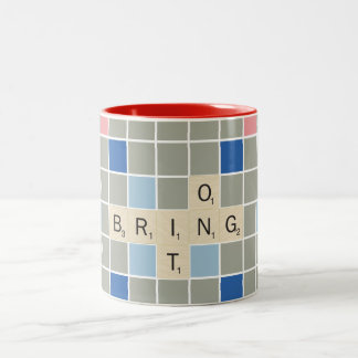 Bring It On Two-Tone Coffee Mug
