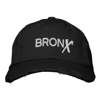 Bring it to the Bronx Embroidered Baseball Cap