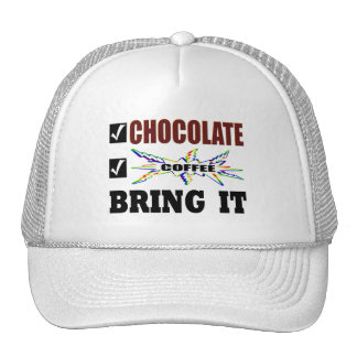 Bring It Trucker Hat