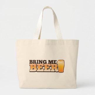 BRING ME BEER The Beer Shop design Tote Bags