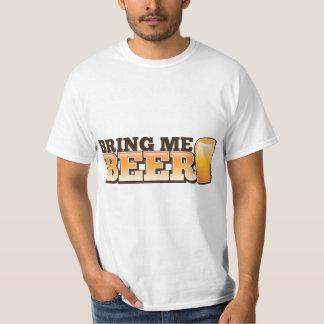 BRING ME BEER The Beer Shop design T-Shirt