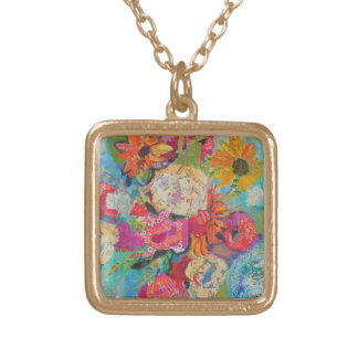 Bring me Sunshine 2013 Gold Plated Necklace