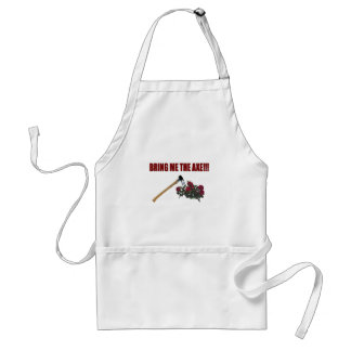 Bring Me The Axe!!! Aprons