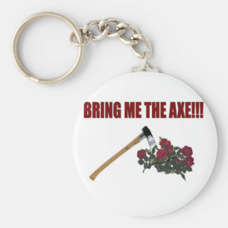 Bring Me The Axe Keychains