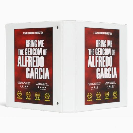 Bring Me The GEDCOM of Alfredo Garcia Binder