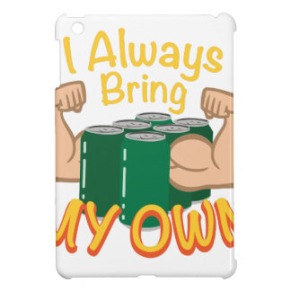 Bring My Own iPad Mini Case