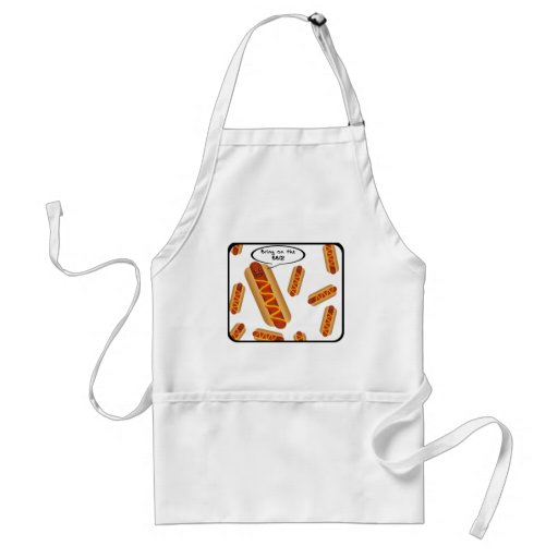 Bring on the Barbeque! Apron