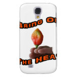 Bring On The Heat Habanero Fingers Hot Pepper Galaxy S4 Covers