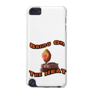 Bring On The Heat Habanero Fingers Hot Pepper iPod Touch (5th Generation) Cover