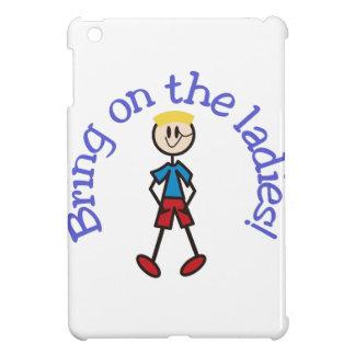 Bring on the Ladies! Cover For The iPad Mini