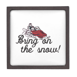 Bring on the Snow Gift Box