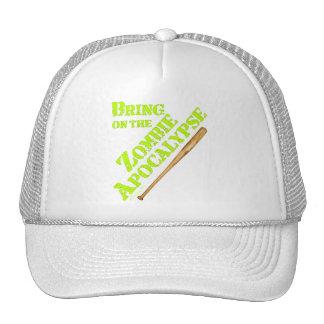 Bring on the Zombie Apocalypse 2 Trucker Hat