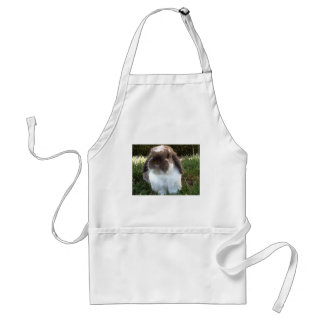 Bring some furriness into your life! adult apron
