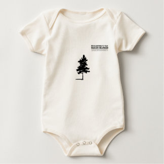 Bring Surfing To Your Neck of the Woods Baby Bodysuit