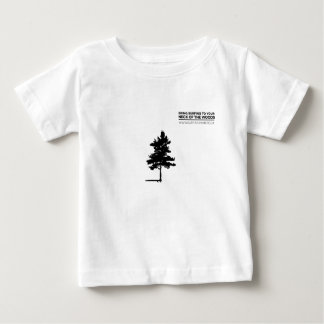 Bring Surfing To Your Neck of the Woods Baby T-Shirt