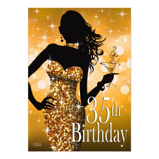 35th Birthday Gifts - T-Shirts, Art, Posters & Other Gift Ideas | Zazzle