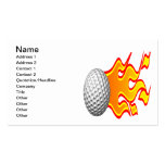 Bring The Heat Business Cards