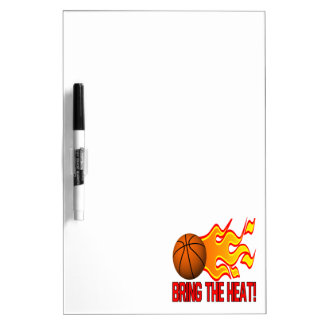 Bring The Heat Dry-Erase Whiteboards