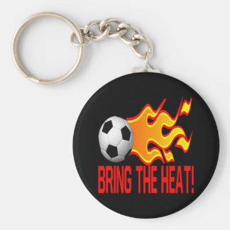 Bring The Heat Keychain