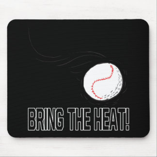 Bring The Heat Mouse Pad