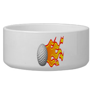 Bring The Heat Pet Water Bowls