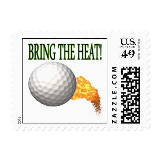 Bring the Heat Postage