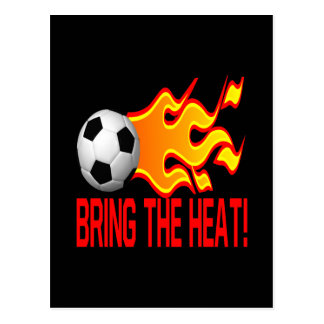 Bring The Heat Postcard
