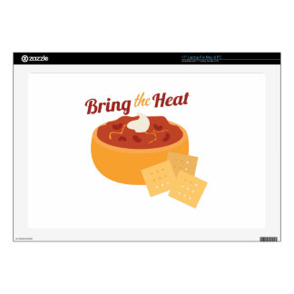 Bring The Heat Skin For Laptop