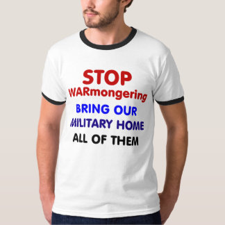 Bring the Military Home T-Shirt