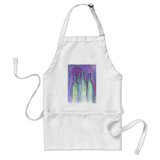 Bring The Wine Adult Apron