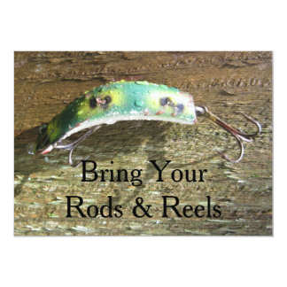 Bring Your Rods & Reels Card