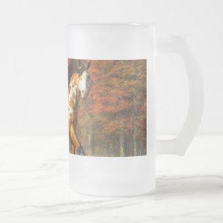 Bringer de la caída taza cristal mate