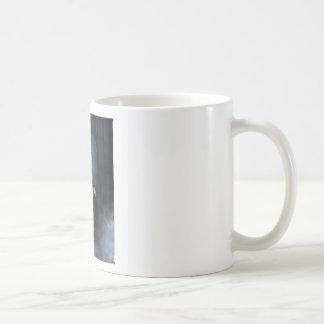 Bringer de la luz taza básica blanca