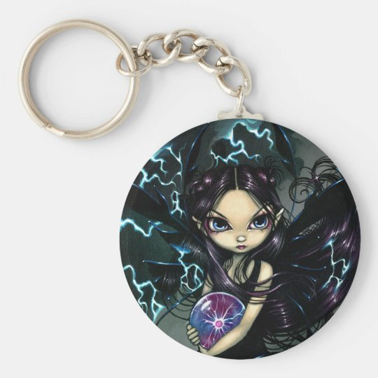 """Bringer of Lightning"" Keychain"