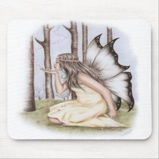 Bringer of spring Fairy Mousepad