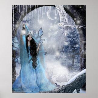 Bringer of Winter Poster