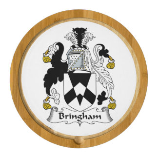 Bringham Family Crest Cheese Board
