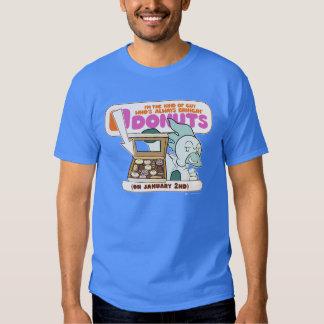 Bringin' Donuts - Chimney Chickens Men's Tee