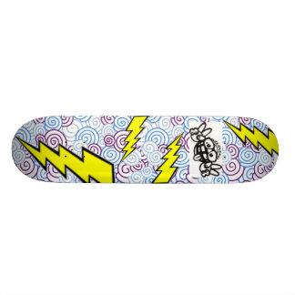 bringin the heatt skate board decks