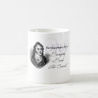 Bringing Back the Cravat Magic Mug