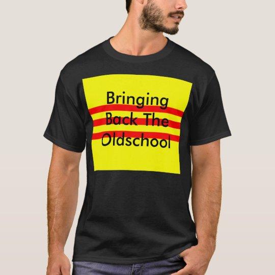 Bringing Back The Oldschool T-Shirt