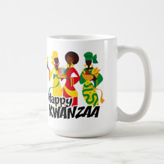 Bringing Celebration Kwanzaa Mug