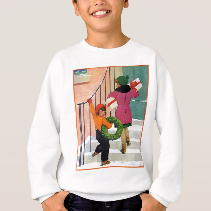 Bringing Christmas cheer Sweatshirt