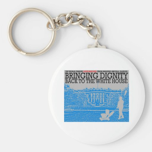 Bringing Dignity Back to the White House Keychain