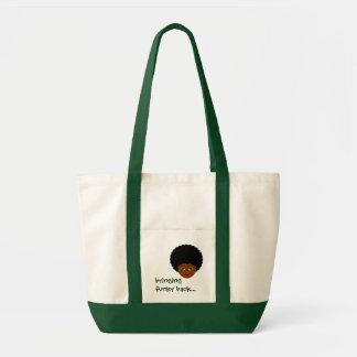 Bringing Funky Back Tote Bag