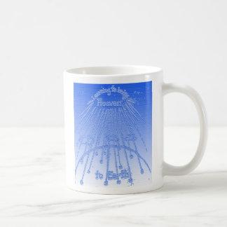 Bringing Heaven to Earth Classic White Coffee Mug