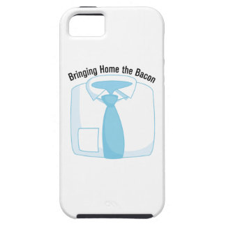 Bringing Home The Bacon iPhone 5 Case