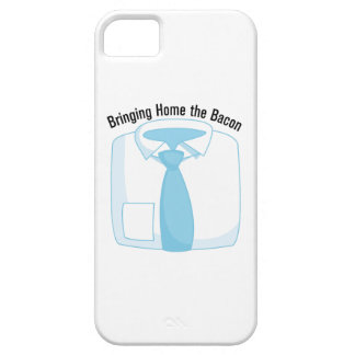 Bringing Home The Bacon iPhone 5 Covers