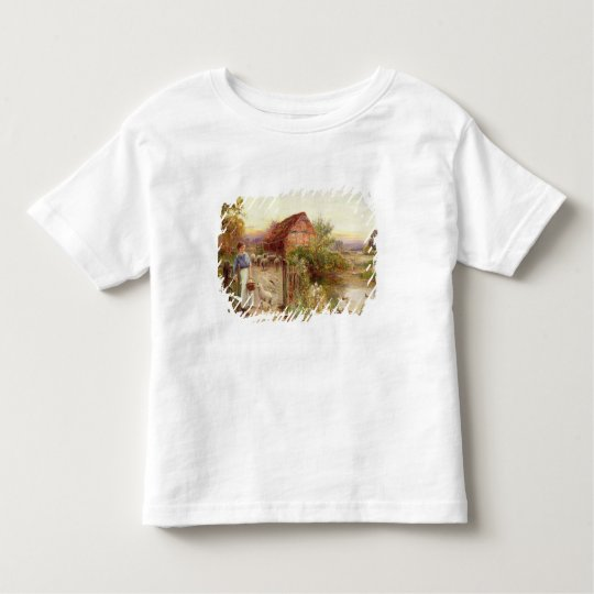 Bringing Home the Sheep Toddler T-shirt