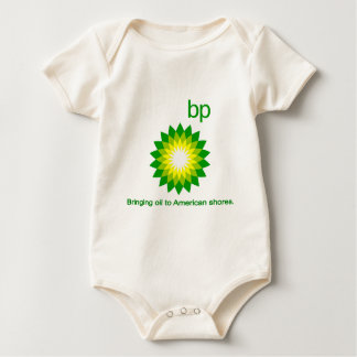 Bringing Oil To American Shores Baby Bodysuit